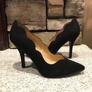 NWOT Chinese Laundry Black Heels